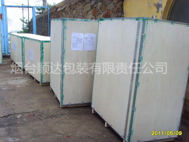 包装案例外贸出口行业