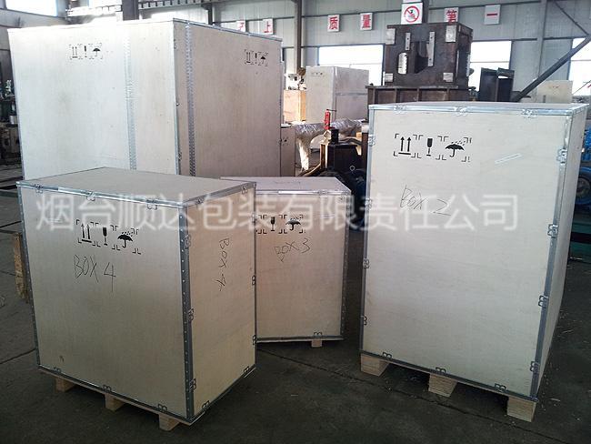 包装案例机械行业